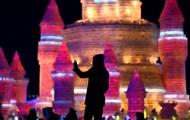 Ледяной город. В Китае начался ежегодный фестиваль