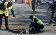 Террорист-смертник атаковал аэропорт в Кабуле