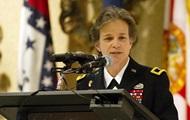 Женщина впервые возглавила военную академию в США