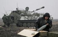 Киев заявляет об увеличении обстрелов в зоне АТО