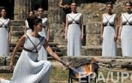 Олимпийский огонь для игр в Рио-2016 зажжен в Греции