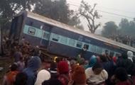 Авария поезда в Индии: есть жертвы, более 40 раненых