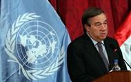 Гутерриш призвал реформировать Совбез ООН