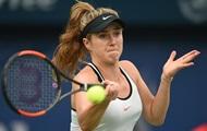Свитолина победила на престижном турнире в Дубае