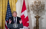 Трамп отказался кардинально менять принципы торговли с Канадой
