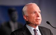 Маккейн назвал Россию большей угрозой, чем ИГ