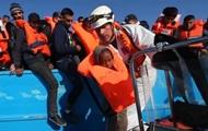 В Средиземном море утонули около 80 мигрантов из Ливии