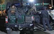В мечети Кабула прогремел взрыв, есть погибшие