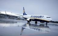 Аэропорт Борисполь подписал договор с Ryanair