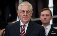 Тиллерсон о санкциях: Ждем шага навстречу от РФ