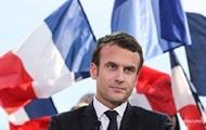 Более половины французов недовольны работой Макрона