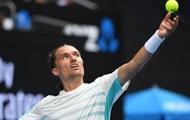 Долгополов выиграл квалификацию в Цинциннати
