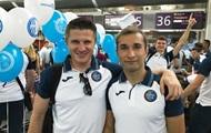 Олимпик улетел в Грецию на матч Лиги Европы