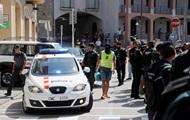 СМИ Испании показали уничтожение пятого террориста