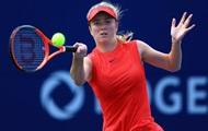 Свитолина разгромила Халеп и вышла в финал турнира в Торонто