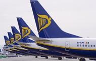 Ryanair отменит 400 тысяч проданных билетов